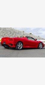 2004 Ferrari 360 for sale 101459566