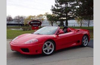 2004 Ferrari 360 Spider for sale 101460606
