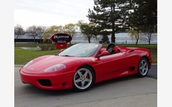 2004 Ferrari 360 Spider for sale 101460606