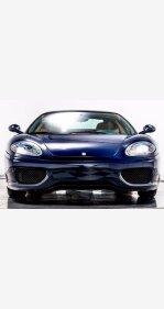 2004 Ferrari 360 Modena for sale 101468748