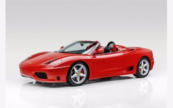 2004 Ferrari 360 Spider for sale 101492872