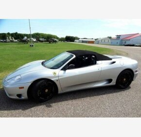 2004 Ferrari 360 for sale 100995970