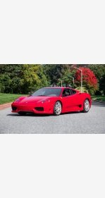 2004 Ferrari 360 for sale 101392792