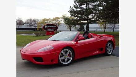 2004 Ferrari 360 Spider for sale 101399812