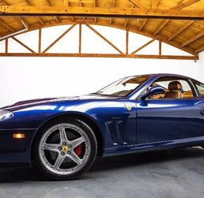 2004 Ferrari 575M Maranello for sale 101426798