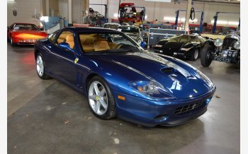 2004 Ferrari 575M Maranello for sale 101049243
