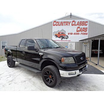 2004 Ford F150 for sale 101520609