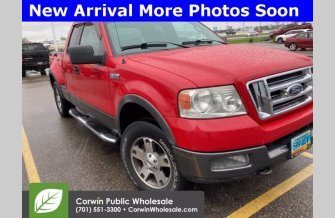 2004 Ford F150 for sale 101609053