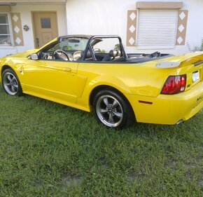2004 Ford Mustang GT Convertible for sale 101385052