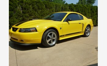 2004 Ford Mustang Mach 1 Coupe for sale 101550709