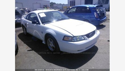 2004 Ford Mustang Coupe for sale 101015971