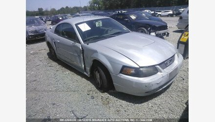2004 Ford Mustang Coupe for sale 101016005