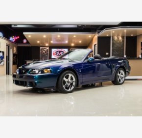 2004 Ford Mustang Cobra Convertible for sale 101069737