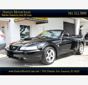 2004 Ford Mustang GT Convertible for sale 101078813
