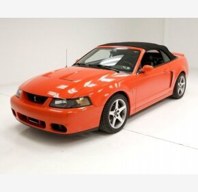2004 Ford Mustang Cobra Convertible for sale 101088760