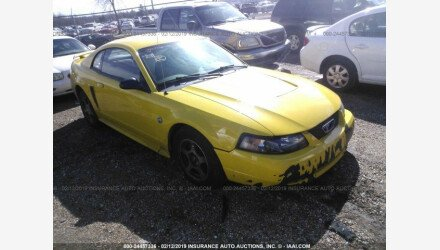 2004 Ford Mustang Coupe for sale 101108281