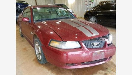 2004 Ford Mustang Coupe for sale 101109714