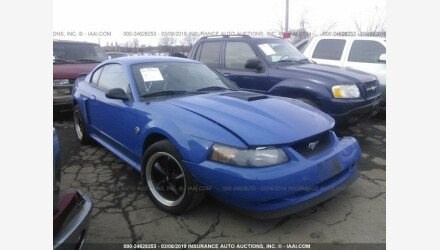 2004 Ford Mustang Mach 1 Coupe for sale 101110518