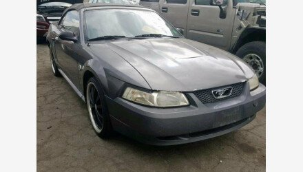 2004 Ford Mustang Convertible for sale 101123307