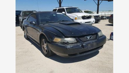 2004 Ford Mustang Coupe for sale 101124043