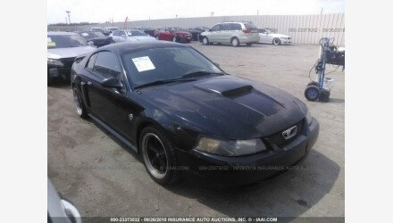2004 Ford Mustang GT Coupe for sale 101125190