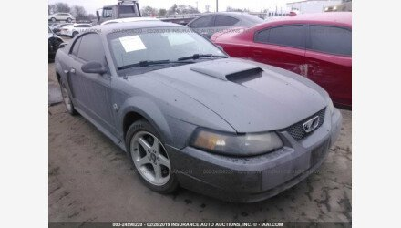 2004 Ford Mustang GT Coupe for sale 101125778