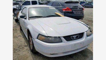 2004 Ford Mustang Coupe for sale 101126305