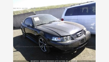 2004 Ford Mustang GT Coupe for sale 101127157
