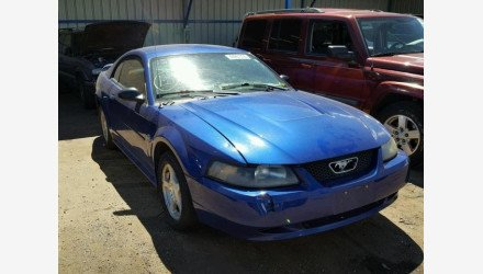 2004 Ford Mustang Coupe for sale 101127613