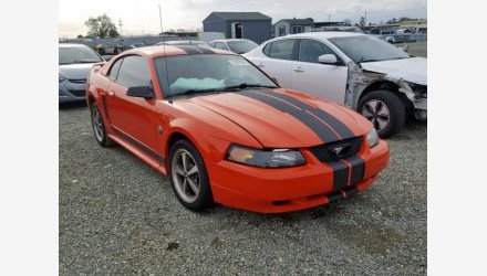 2004 Ford Mustang Coupe for sale 101127614