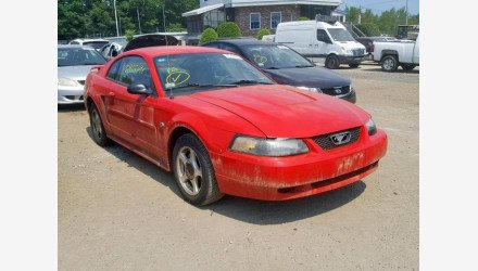 2004 Ford Mustang Coupe for sale 101189736