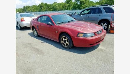 2004 Ford Mustang Coupe for sale 101191380