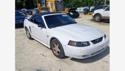 2004 Ford Mustang Convertible for sale 101193097