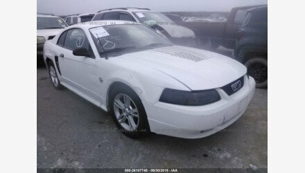 2004 Ford Mustang Coupe for sale 101214909
