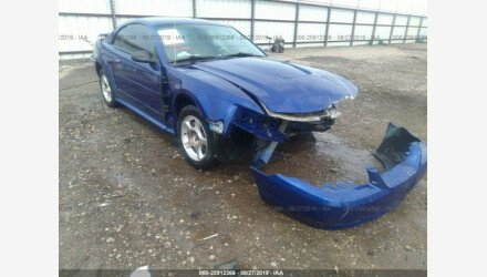 2004 Ford Mustang Coupe for sale 101217552
