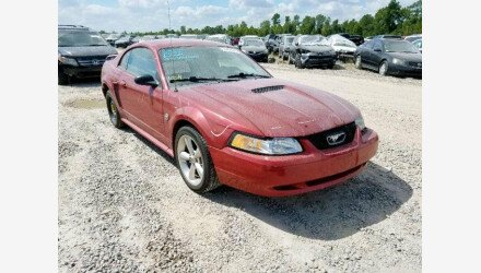 2004 Ford Mustang Coupe for sale 101221925