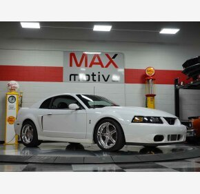 2004 Ford Mustang Cobra Coupe for sale 101224132
