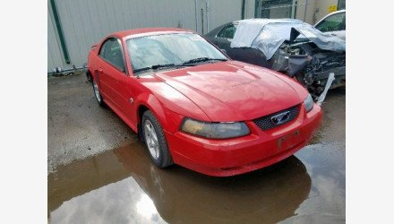 2004 Ford Mustang Coupe for sale 101238425