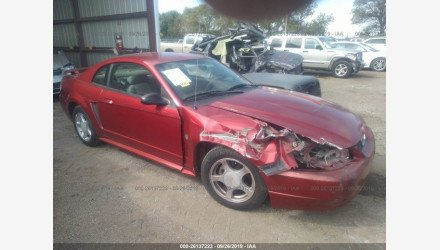 2004 Ford Mustang Coupe for sale 101238932
