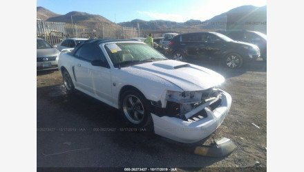2004 Ford Mustang GT Convertible for sale 101239123