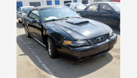 2004 Ford Mustang GT Convertible for sale 101240956