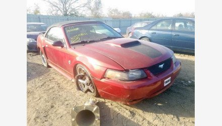 2004 Ford Mustang GT Convertible for sale 101242296