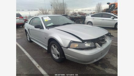 2004 Ford Mustang Coupe for sale 101268799