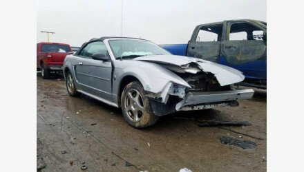2004 Ford Mustang Convertible for sale 101271379