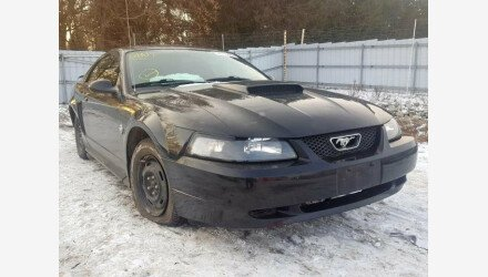 2004 Ford Mustang Coupe for sale 101271421