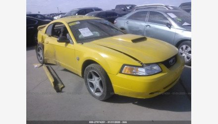 2004 Ford Mustang GT Coupe for sale 101294149