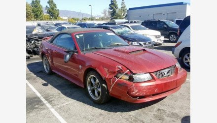 2004 Ford Mustang GT Convertible for sale 101321604