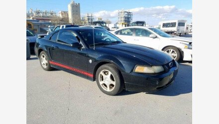 2004 Ford Mustang Coupe for sale 101328632
