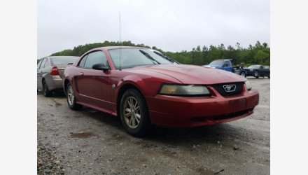 2004 Ford Mustang Coupe for sale 101328707