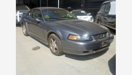 2004 Ford Mustang Coupe for sale 101328708